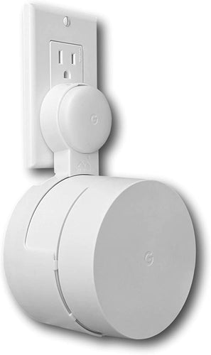 Outlet Mount for new 2020 Round Plug Google Wifi