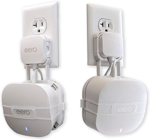 The Easy Outlet Mount For New Eero 6 and 2020 Mesh Wifi