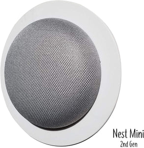 The Simple Built-In Google Nest Mini (2nd Gen) Mount