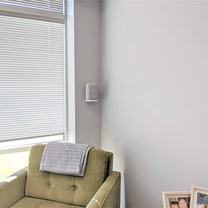 Wall Mount For Nest Audio: The Slimmest Low-Profile Mount Available