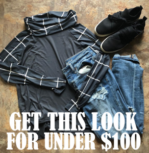 GET THIS ENTIRE LOOK FOR UNDER $100