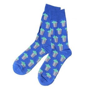 MINT JULEP SOCKS