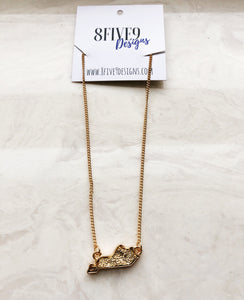 KENTUCKY DRUZY NECKLACE