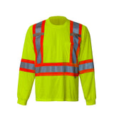 Hi-Vis Safety Longsleeve T-shirt