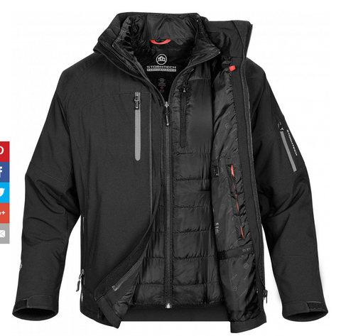 Stormtech 3 in 1 jacket
