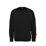 Modern fit crew neck sweater