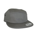 5-panel canvas hat