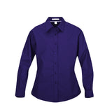 Easycare ladies long sleeve shirt
