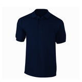 Cotton pique polo shirt