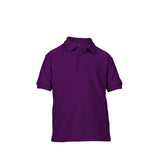 Cotton youth polo shirt