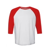 Heavy cotton baseball t-shirt