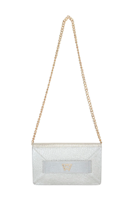 Kelly Wynne Forever Classy Clutch in Fine and Dandelion