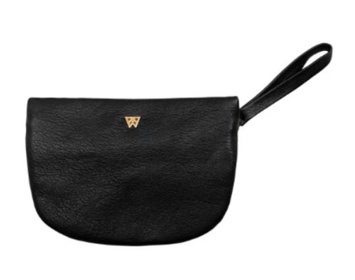 Kelly Wynne MVP Pouch in Black