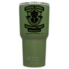 RTIC Nationwide Express on Army Green 30oz Tumbler