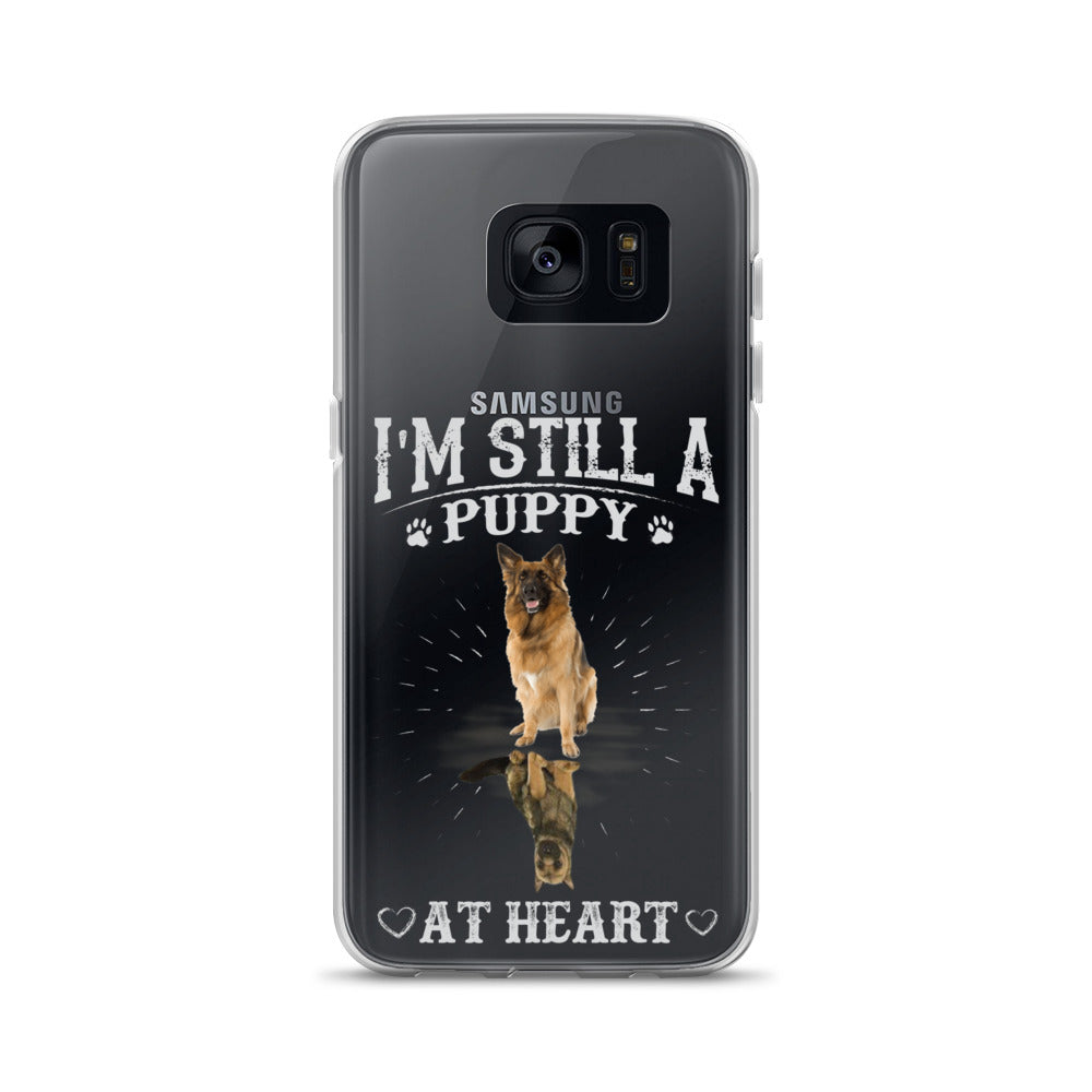 Puppy Samsung Case