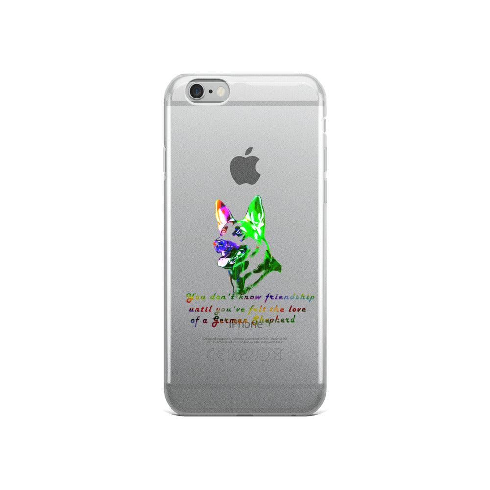 Friendship iPhone Case