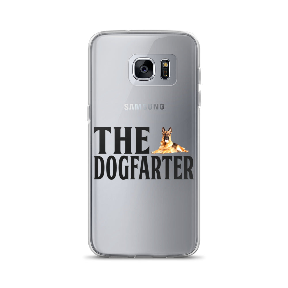 Dog Samsung Case