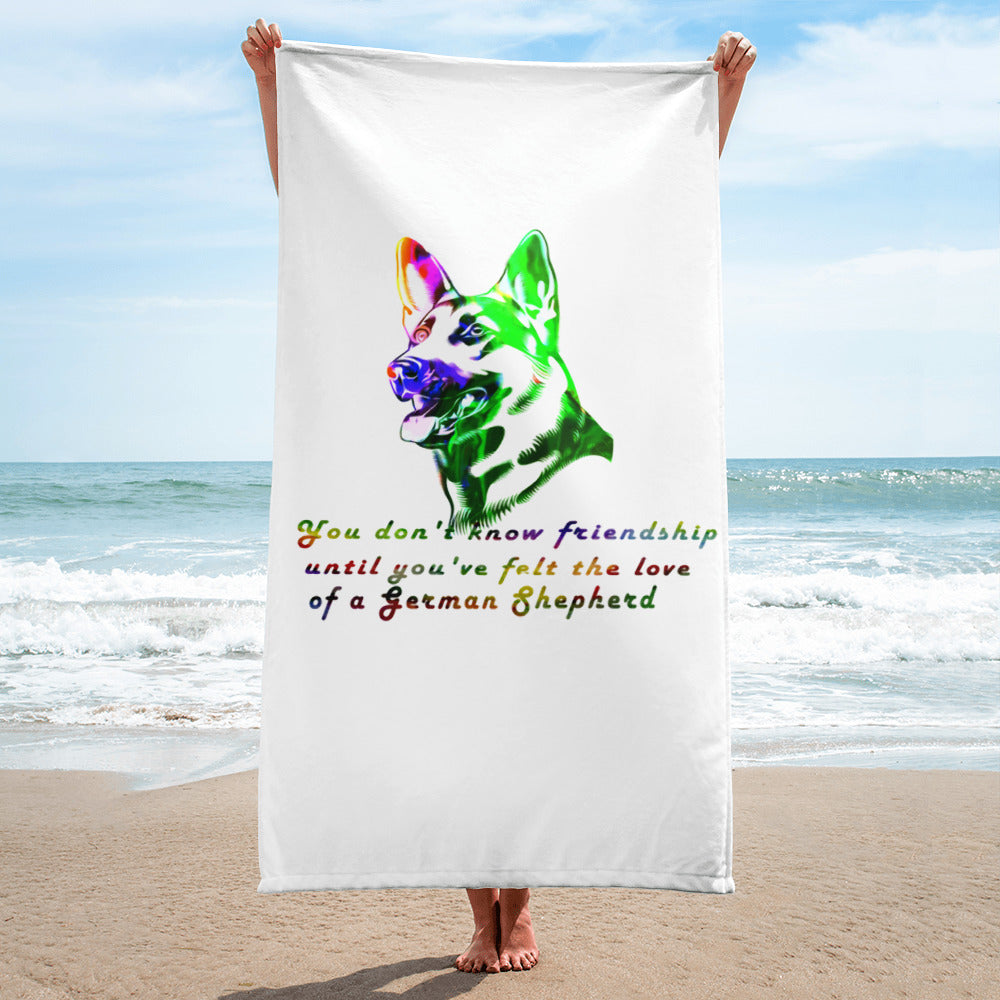 Friendship Towel