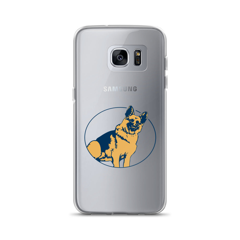 Circle Samsung Case
