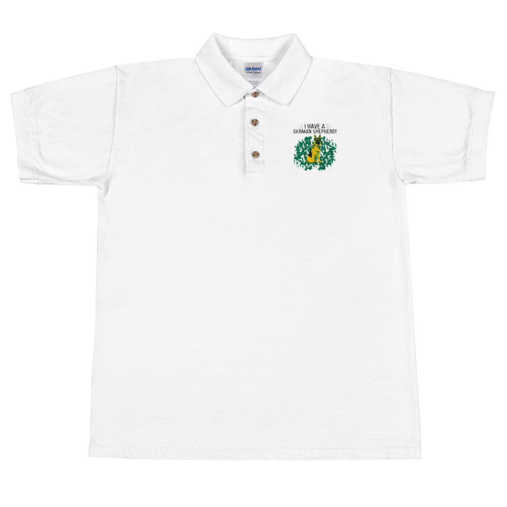 Have Embroidered Polo Shirt
