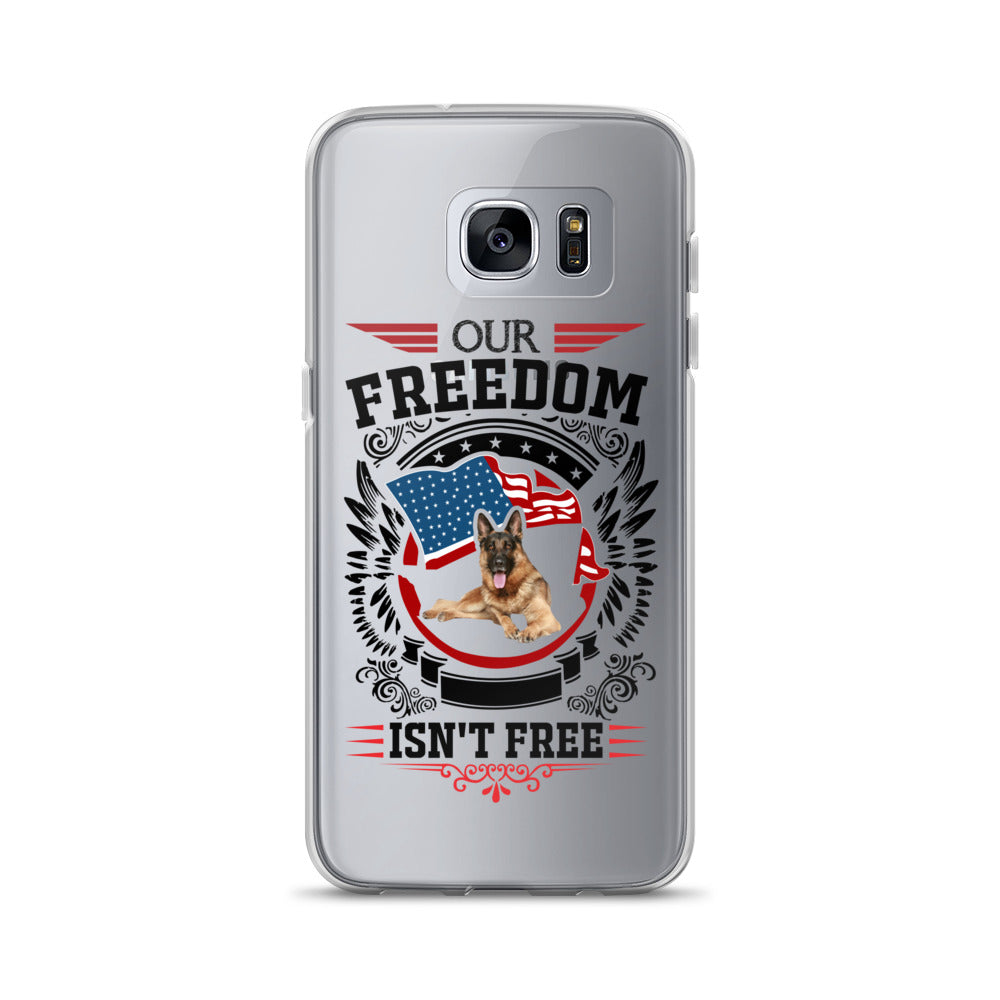 Freedom Samsung Case