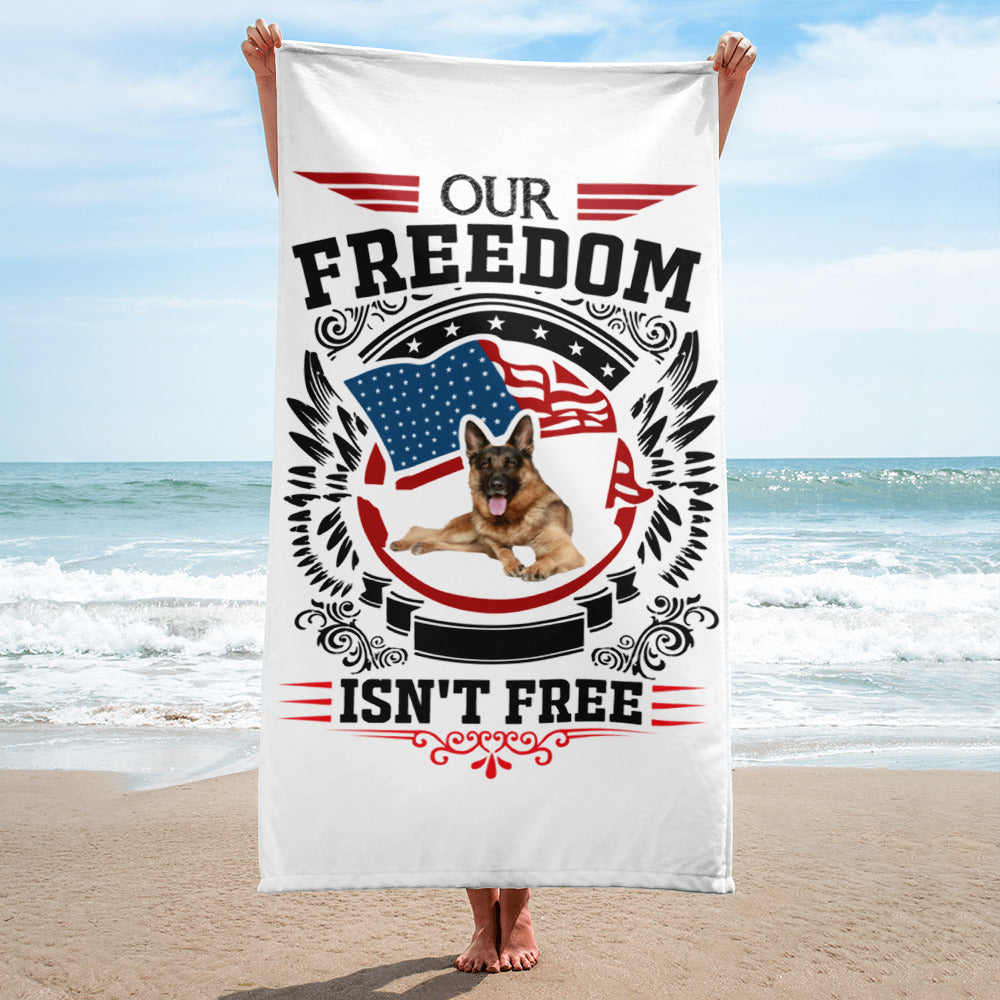 Freedom Towel