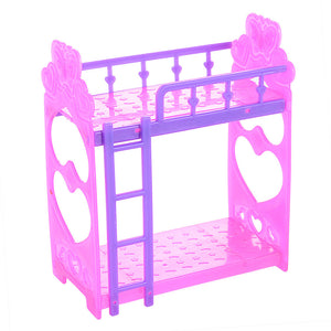 Lanlan Cute 3.5 Inch Plastic Double Bed Frame For Kelly ...
