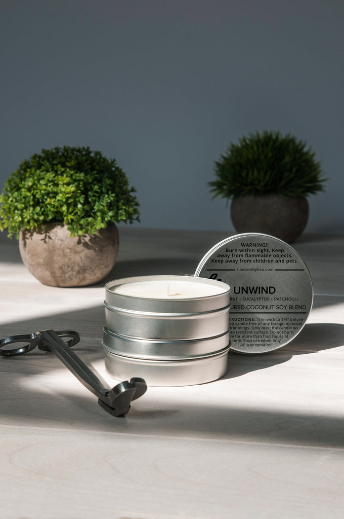 Unwind Travel Tin