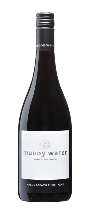 Muddy Water Pinot Noir Hare's Breath 2013