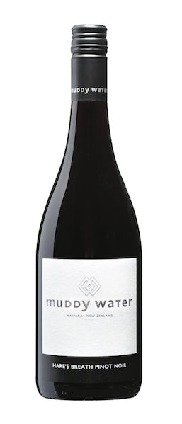 Muddy Water Pinot Noir Hare's Breath 2011