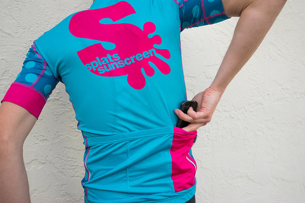 Splats Cycling Jersey