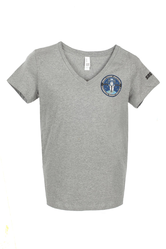 Women's Dream Chaser patch t-shirt