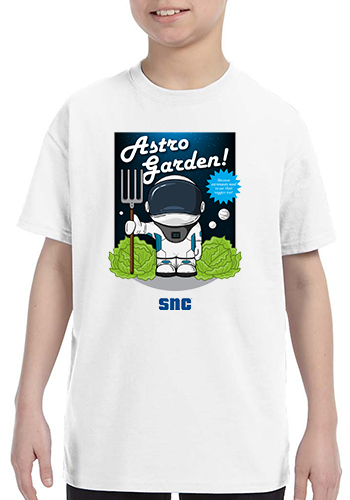 Astro Garden Youth Shirt