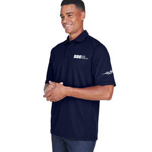 SNC Aviation Polo Shirt -Design 1