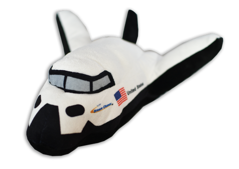 Dream Chaser Plush Toy