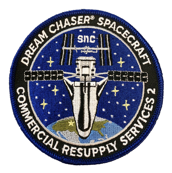 Dream Chaser CRS-2 Program Patch