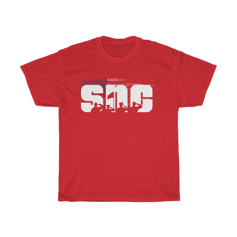 Unisex SNC Red T-Shirt
