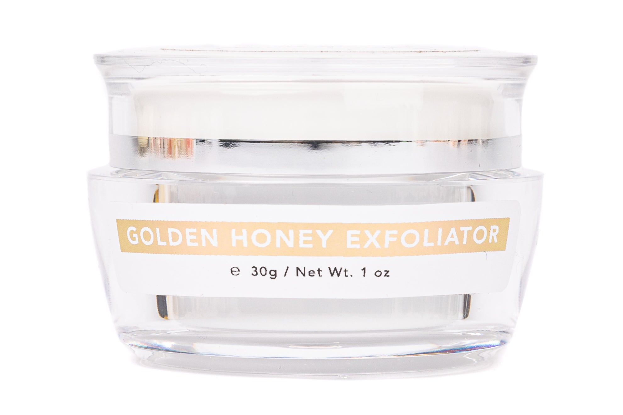 Golden Honey Exfoliator