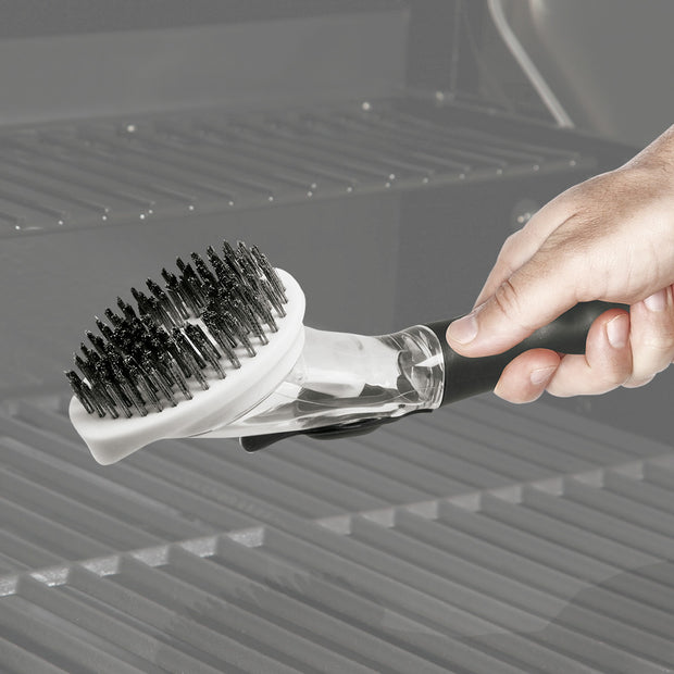 BBQ Steam Brush