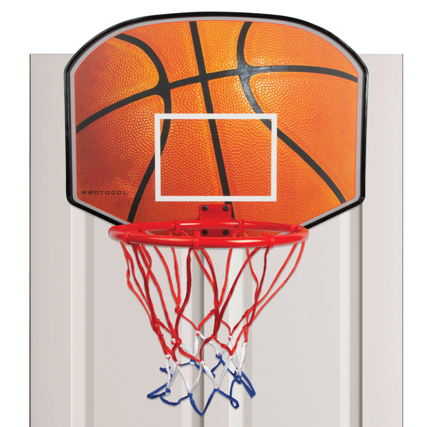 Over-The-Door Basketball Hoop™