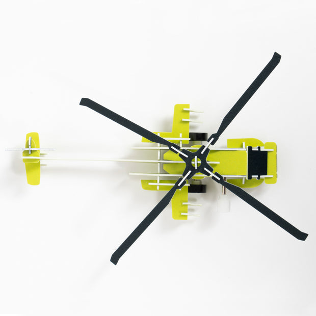 Escape Chopper™ 3D Wind-Up Puzzles