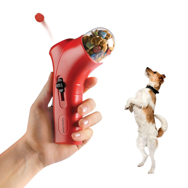 Dog Treat Launcher