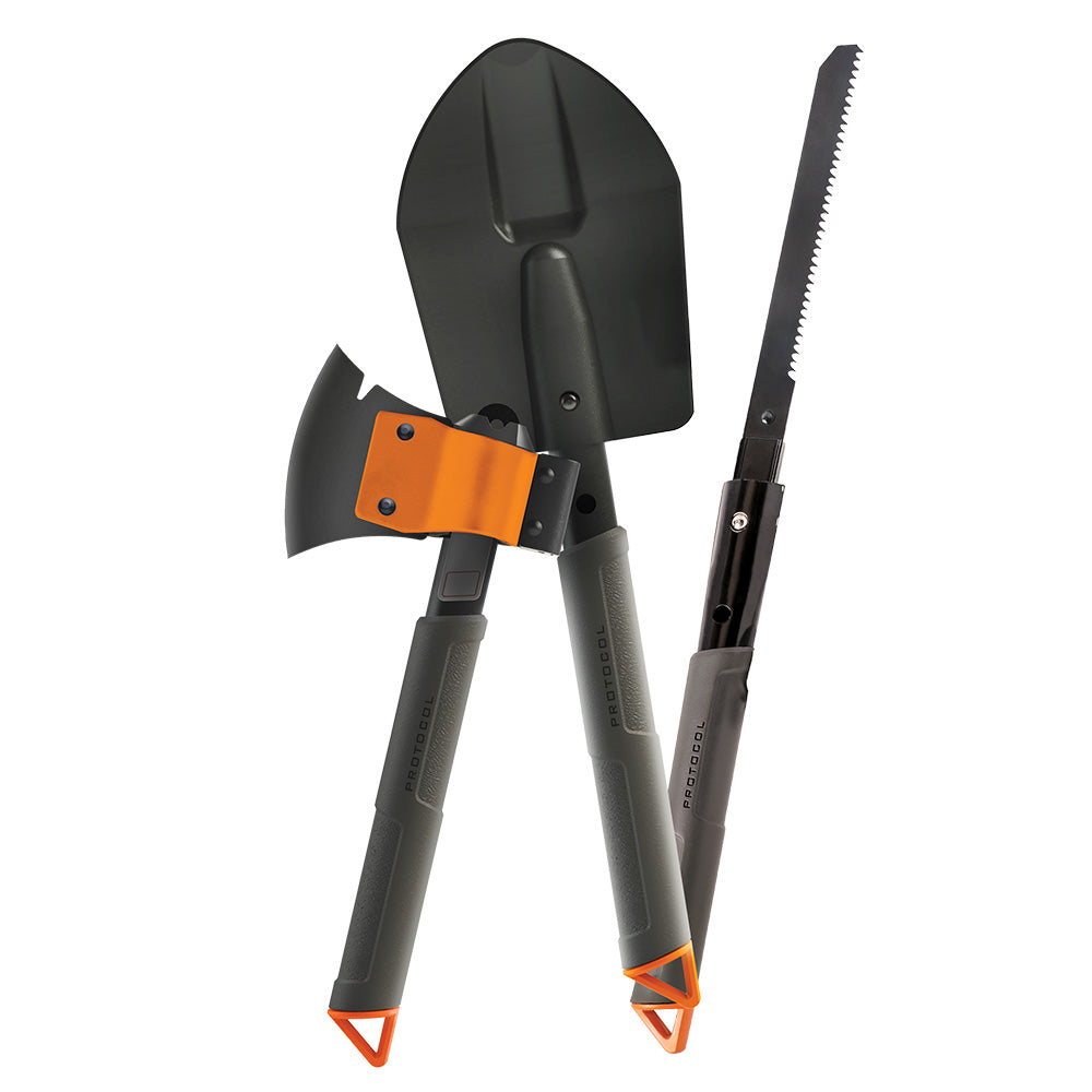 Shovel Plus™ 4-in-1 Emergency Multi Tool