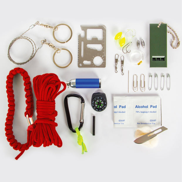 34-in-1 Survival Kit™