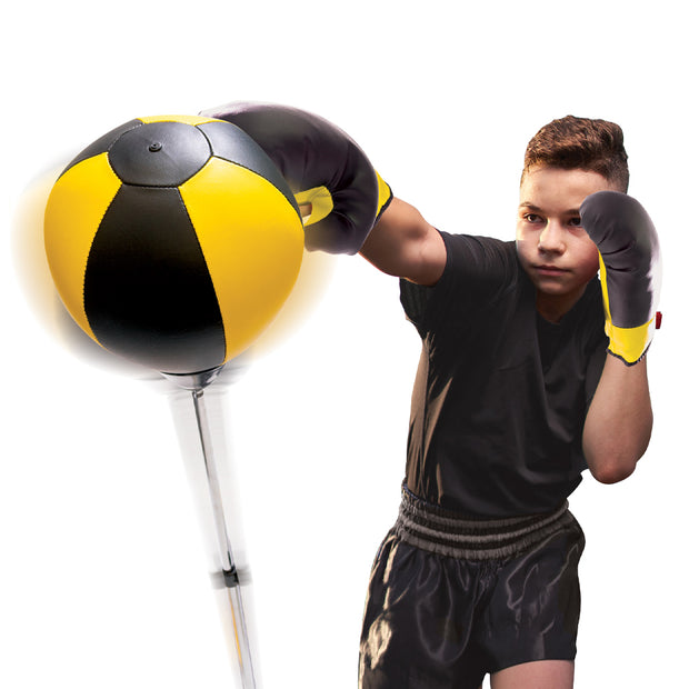 All-in-One Boxing Set Jr - Yellow