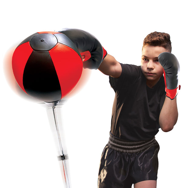 All-in-One Boxing Set Jr - Red