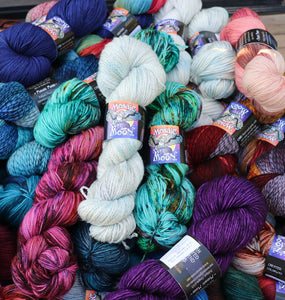 Grab Bag Special! - Surprise Skeins / Roving, $20 each