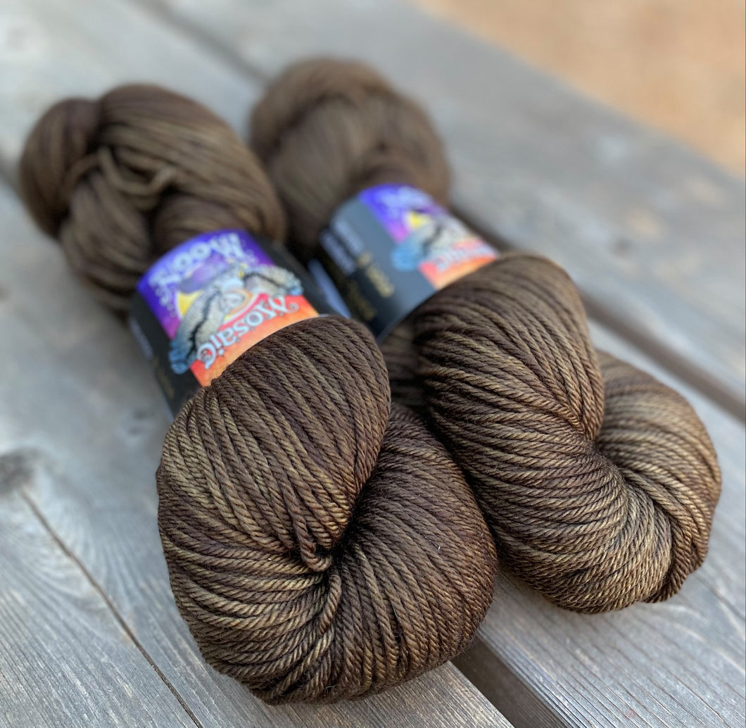 Laurel DK - Global Tones Brown Semisolid