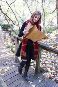 Harry Potter House Inspired Colors Scarf Kits!