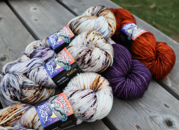Laurel DK - Lady of Rivendell Sprinkle Dye